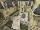 žemėlapis de_chateau